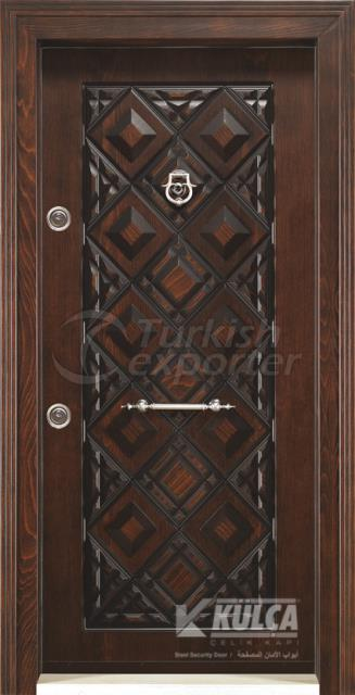 Z-9039 (Exclusive Steel Door)